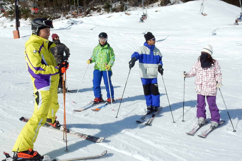 スキーツアー2020